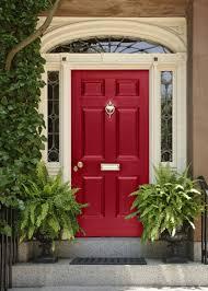 front door colorBest 25 Red front doors ideas on Pinterest  Exterior door trim