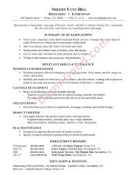 Example Of Functional Resumes Functional Resume Samples Archives Damn Good Resume Guide