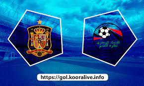مشاهدة مباراة مصر ضد اسبانيا 22-07-2021 بث مباشر في اولمبياد طوكيو
