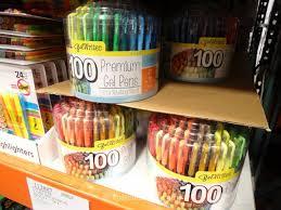 gel writer 100 gel pens costco 5