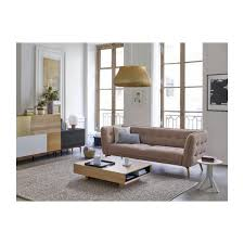 sofa 8 seater. 3 seater sofa in bellagio fabric passion orange and oak legs n8 8