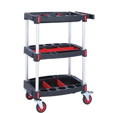3 shelf tool trolley 3 shelf tool trolley 1310x550x460mm