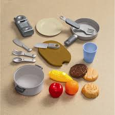 Little Tikes Storage Cabinet Little Tikes 18 Piece Gourmet Prep N Serve Kitchen Set Reviews