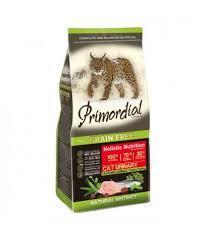 Фото <b>Primordial</b> Adult Cat Holistic Urinary Turkey Herring <b>Grain</b> Free