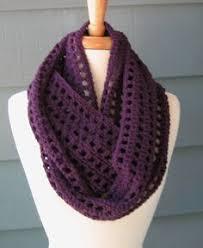 Free Infinity Scarf Crochet Pattern Simple Infinity Scarf Crochet Pattern Easy Crochet And Knit