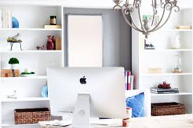 home office makeover. A Cozy Home Office Makeover, Office, One Room Challenge Makeover