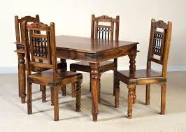 Sheesham Bedroom Furniture Jali Sheesham 4 Seater Dining Set Casa Bella Furniture Uk