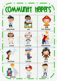 Helpers Chart Community Helpers Lessons Tes Teach