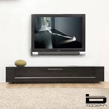 bmodern editor remix matte black  tv stands  metropolitandecor