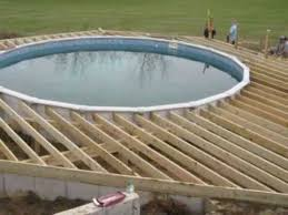in ground pool deck plans. Plain Plans Above Ground Pool Deck Plans Throughout In Ground Pool Deck Plans O