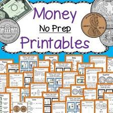 Money Anchor Charts Printables And Task Cards Ccss 2 Md C