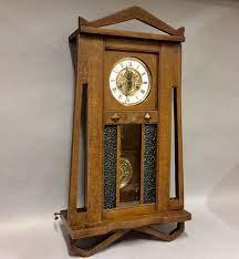wall clock arts and crafts catawiki
