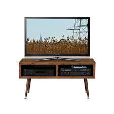 zoom mid century modern tv stand ...
