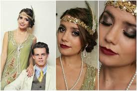 flapper daisy buchanan gatsby halloween tutorial hair makeup outfit you