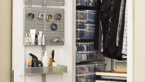 tips ideas for small closets