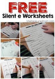 Phonics worksheets and online activities. Worksheets For O E Words The Measured Mom
