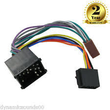 land rover defender wiring looms ct20bm01 car radio stereo wiring harness iso adaptor for land rover defender