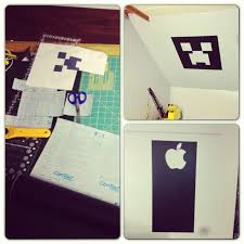 diy wall decals for our boys man cave 12 for huge roll of black contact paper and you can make a plethora of wall decals apple symbol is made from