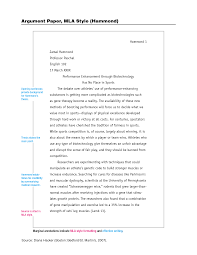 good essay style narrative essay format