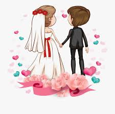Free Download Clipart Wedding Couple Clipart Free Download Cartoon Wedding