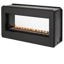 alfa img showing wall mount natural gas ventless fireplace