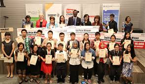 sunway oxbridge essay competition  ministry of education recognises winners of sunway oxbridge essay competition 2015