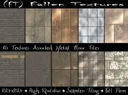 Metal floor tiles Metal Plate ft Fallen Textures Full Perm Textures Metal Floor Tiles 10 Textures Second Life Marketplace Second Life Marketplace ft Fallen Textures Full Perm Textures