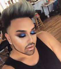 angel merino on insram smokey blues smokey blue hair artist couture