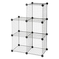 metal cube shelves alluring wire stacking shelves astonishing metal cube shelves with additional house interiors metal