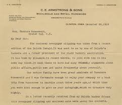 in one of his last letters theodore roosevelt blasts woodrow wilson all