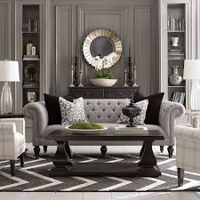 Pottery Barn Living Room Designs Interior Chesterfield Couch And Distressed Leather Chair Also