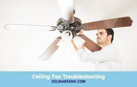 ceiling fan stopped or light not