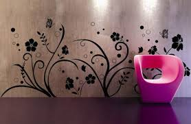 Small Picture Artistic Wall Design Home Design Ideas