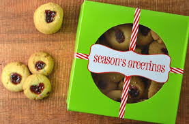 Christmas eve is more important than christmas day for most puerto ricans. Mantecaditos Puerto Rican Guava Thumbprint Cookies Delish D Lites