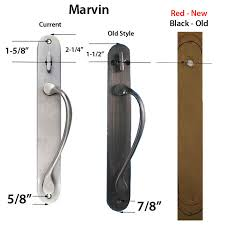 marvin entry doors discontinued. marvin active keyed, traditional sliding door handle trim - polished chrome entry doors discontinued