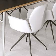 Esstisch Sessel Weiß