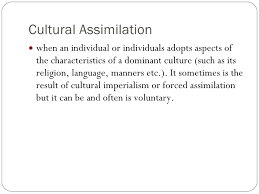cultural assimilation essay melting pot or salad bowl repatriation  melting pot or salad bowl cultural assimilation