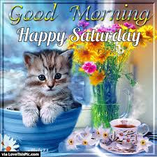 Good Morning Animated Quotes Best of Good Morning Happy Saturday Gif Pictures Photos And Images For
