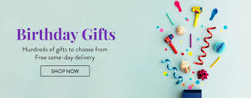 thousands of gifts from the best brands
