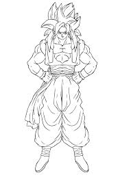 Dragon Ball Super Coloring Pages Coloring Dragon Ball Z Coloring