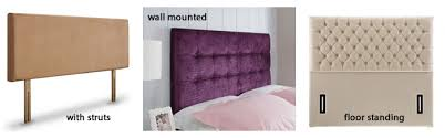 Fabric Headboard Type
