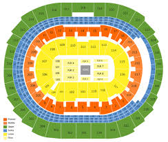 Staples Center Seating Chart For Ufc Ufc 227 Dillashaw Vs Garbrandt August 04 2018 Sat At