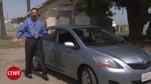 2009 Toyota Yaris Sedan review - YouTube