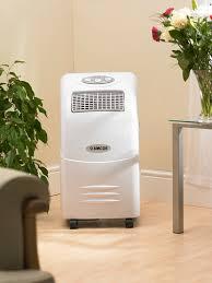 Amcor AMB10KE 2.4Kw 8,000btu Quiet Portable Bedroom Air Conditioner Next  Day Dellivery