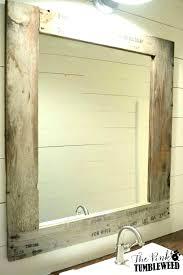 bathroom mirror weathered wood bathroom mirror distressed bathroom mirror reclaimed distressed wood bathroom vanity mirror distressed black bathroom