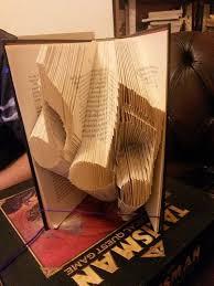 note book folding pattern by craftyhana on etsy
