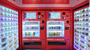 A Vending Machine Dispenses Coffee Into Adorable Singapore Vending Machines Dispense Amazing Array Of Things CNN Travel
