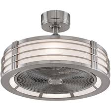 Exceptional Art Deco Ceiling Fan 3