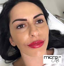 micro art ldn london ombre powder brow tattoo semi permanent makeup eyebrow lip blush eyeliner watford hertfordshire