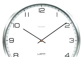 office wall clocks. Fine Office Stainless Steel Wall Clocks Com The Studio Modern  In Office Wall Clocks